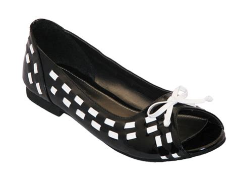 Sepatu Songket Model Flat rascaflet