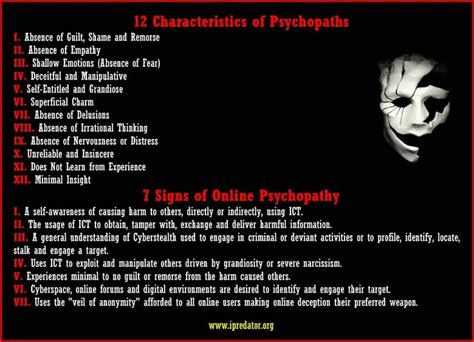 quiz is your a psychopath 17 best images about the mask of sanity on