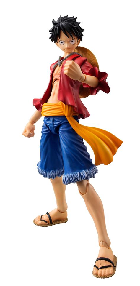 Luffy 1 Onepiece one figura heroes monkey d luffy anime cristal