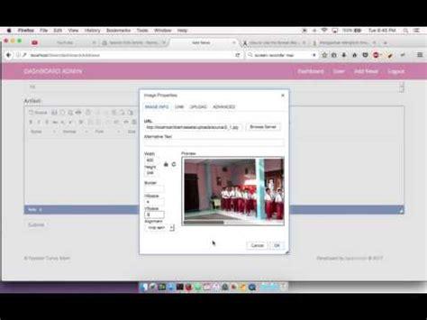 membuat web jadi responsive membuat text editor di web jadi keren kak eko