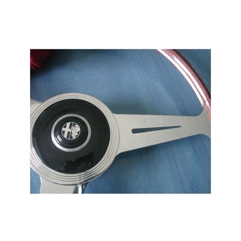 volante giulietta volant bois vintage line pour alfa romeo giulietta 2eme s 233 rie