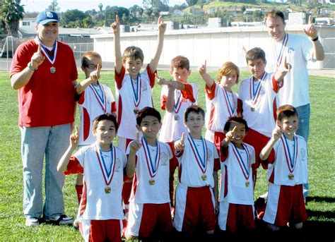 ayso section 7 bonita all stars chions of the ayso u10 all star