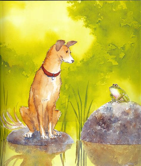 frogs and dogs to everything there is a season a book that gives us cause to weep from an author who