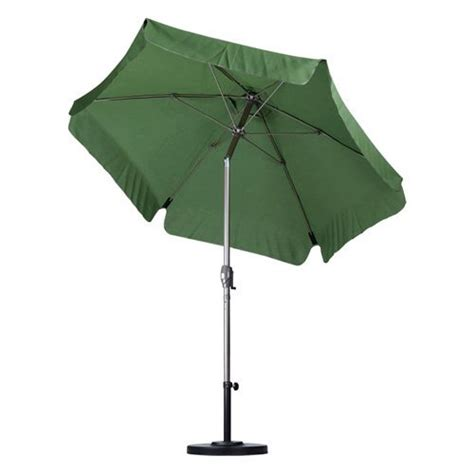 Patio Umbrellas At Walmart California Umbrella Ship 7 5 Ft Wind Resistant Patio Umbrella Walmart