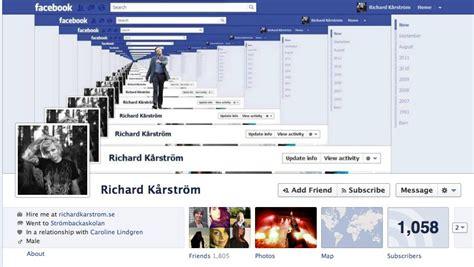 design header for facebook facebook timeline史上超牛的几个用法 36氪
