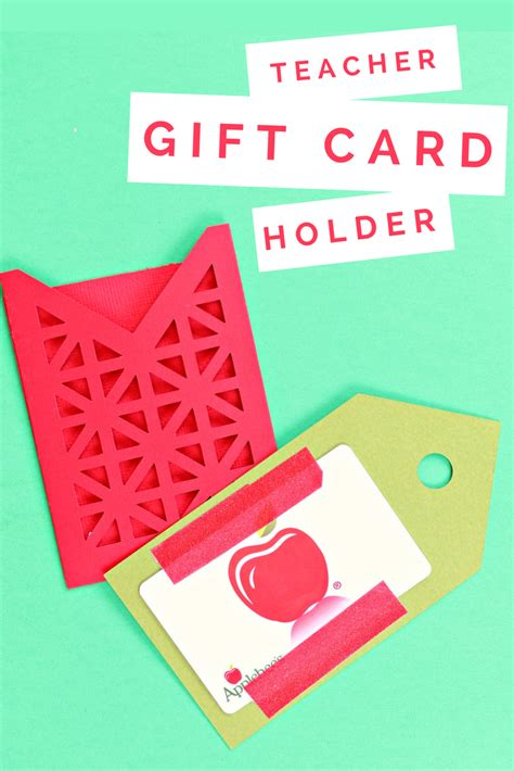 10 creative card display ideas delightfully noted appreciation gift card holder mad in crafts