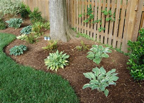 Low Maintenance Landscaping Ideas Landscape Around Trees