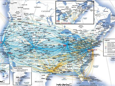 united route map look familiar alan groups