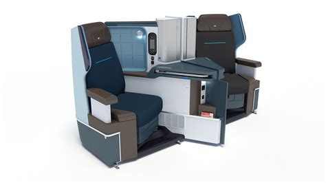 a 1 comfort systems klm s new boeing 787 9 dreamliner with world business