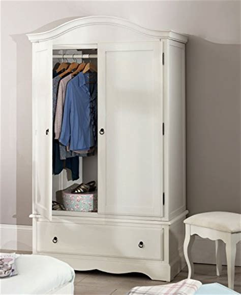 wardrobe stunning antique white