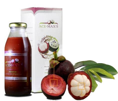 Ace Max Ekstrak Kulit Manggis khasiat kulit manggis dan daun sirsak bibitbunga