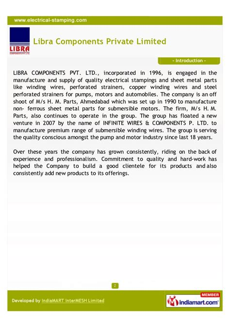 A One Electrical Ahmedabad by Libra Components Limited Ahmedabad Electrical