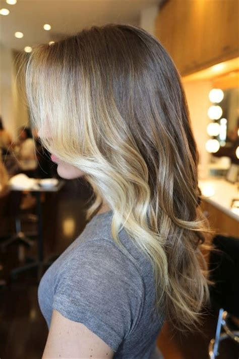 too blonde highlights in front of hair front ombre hair i want to wear pinterest my hair