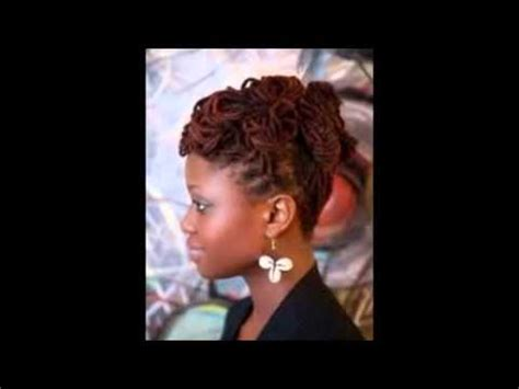 hairstyles for dreadlocks youtube dreadlock updo hairstyles youtube
