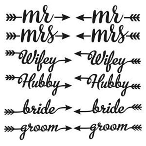 Wedding Fonts For Coreldraw by Best 25 Silhouette Cameo Wedding Ideas On