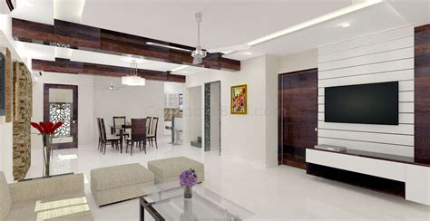 indoor design 3d interior design service for indian homes contractorbhai