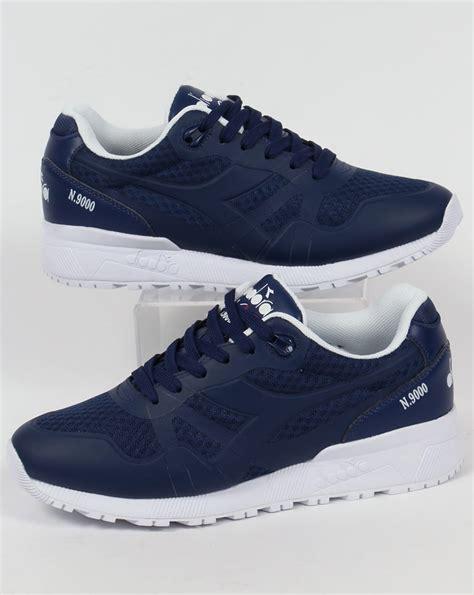 Sandal Diadora New Arrival Gent Navy diadora n9000 mm ii trainers saltire navy shoes sneakers mens runners