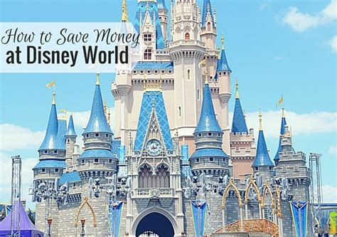 disney world   worth  cost frugal rules