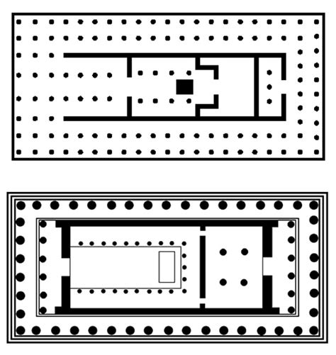 Floor Plan Of Parthenon the temple of artemis at ephesus daydream tourist