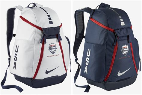 Backpack Nike Elite Usa Basketball nike hoops elite max air team 2 0 basketball backpack usa