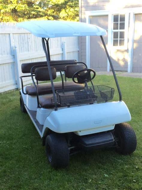 yamaha  stroke limo golf cart  sale