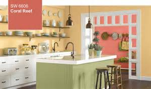 sherwin williams paint color of the year 2015 color of the year coral reef sw 6606 by sherwin