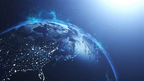 imagenes para fondo de pantalla del espacio la tierra de noche desde el espacio fondos de pantalla