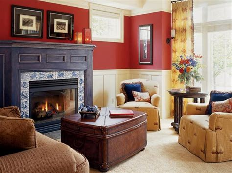 red color schemes for living rooms red living room ideas to decorate modern living room sets