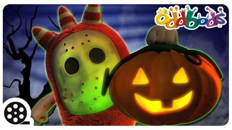 film kartun halloween oddbods halloween special funny halloween cartoons