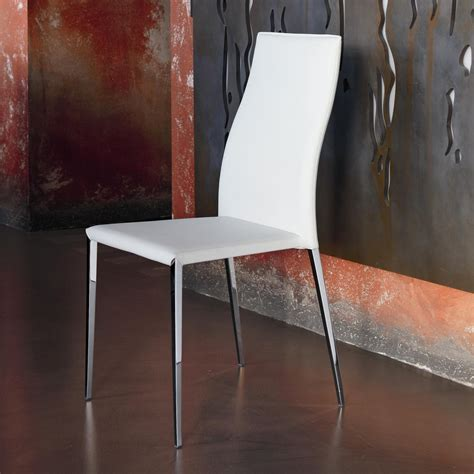sedia imbottita sedia bontempi imbottita e rivestita in tessuto