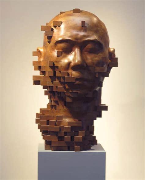 st century figurative sculpture  modern renderings