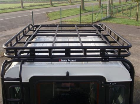 Safety Devices Roof Rack by Land Rover Roof Rack Roll Cage Mount Safety Devices Experts In Automotive Safety Solutions