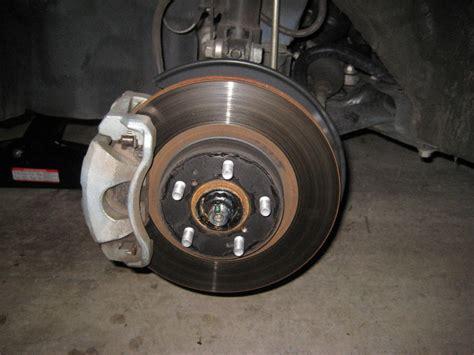 Toyota Corolla Brakes Toyota Corolla Brake Pad Thickness