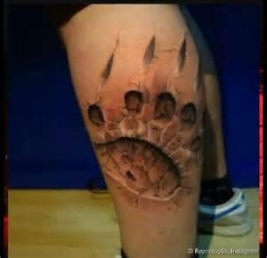 confira 10 fotos incr 237 veis de tatuagens 3d postadas no