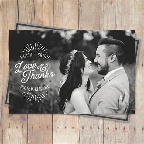 Thank You For Gift Card Wedding - thank you cards wedding thank you wedding cards love and thanks 2414123 weddbook