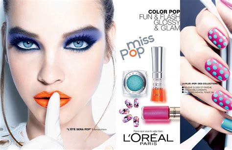 Loreal Paris Meme - barbara palvin for miss pop l oreal