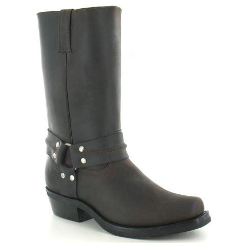 grinders renegade hi mens western cowboy boots
