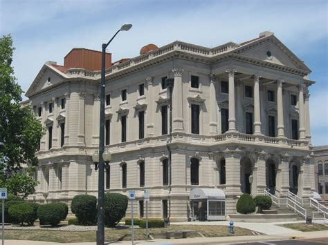 Grant County Property Records File Grant County Courthouse In Marion Jpg Wikimedia Commons