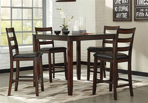 dining room glamorous overstock dining room sets 5 piece coviar 5pc counter height dining set lexington