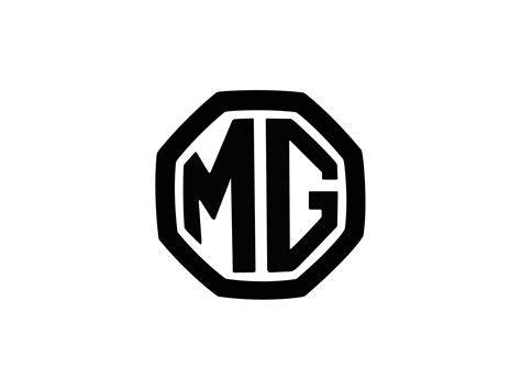 car logo black and white mg logo hd png meaning information carlogos org