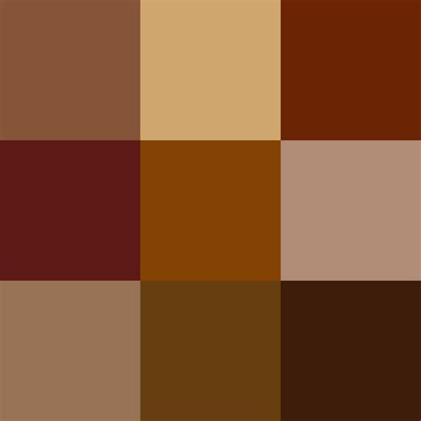 wiki colors shades of brown