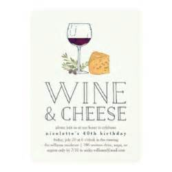 wine and cheese invitations announcements zazzle co uk