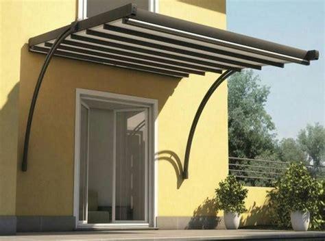 tettoie per porte tettoie a sbalzo in alluminio legno ferro acciaio
