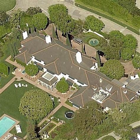 jimmy iovine s house in los angeles ca maps