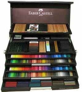 artist colored pencil set faber castell 250th anniversary limited edition
