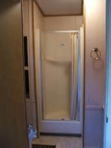 my telephone booth shower stall mobilehomerepair