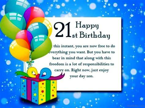Happy 21st Birthday Wishes To My 36 21st Birthday Wishes