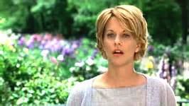 meg ryans haircut in you ve got mail meg ryan photos movie photos movieactors com