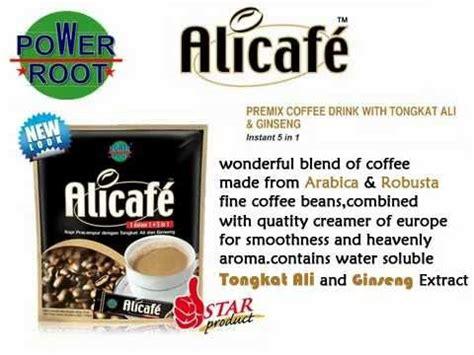 Tongkat Ali Ginseng Coffee alicafe 5in1 tongkat ali ginseng hanyaw malaysia