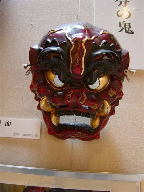 oni tattoo jepang japanese scary mask circuit diagram maker